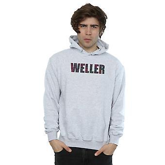 Paul Weller Men's Paisley Logo 2 Hoodie
