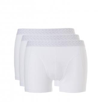 Ten Cate ein Boxer short 30229 White (3er-Pack)