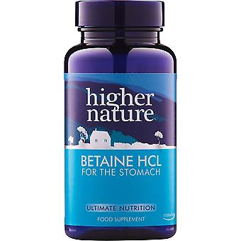 Higher Nature Betaine HCL , 90 veg caps
