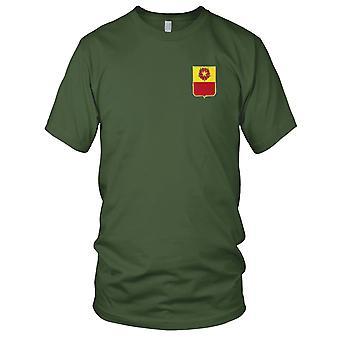 Battilion - 581st artylerii polowej armii USA haftowane Patch - Panie T Shirt