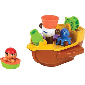 Tomy Pirate Ship