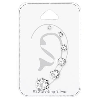 2, 3, 4, 5, 6 And 8mm Round - 925 Sterling Silver Sets - W35248x