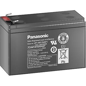 VRLA 12 V 7.8 Ah Panasonic UP-VW1245P1