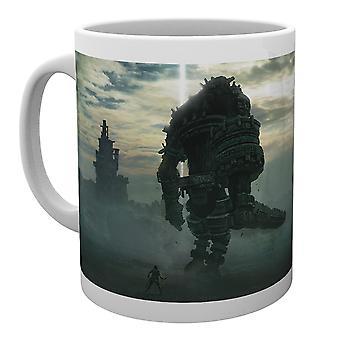 Shadow Of The Colossus chiave Art Mug