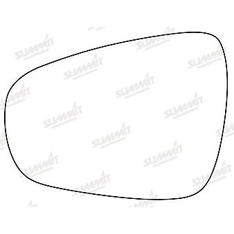 Left Stick-On Mirror Glass Easy to Fit For Lexus LS 2012-2017