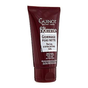 Guinot Tres Homme Facial Exfoliant Gel 75ml / 2. 5 oz