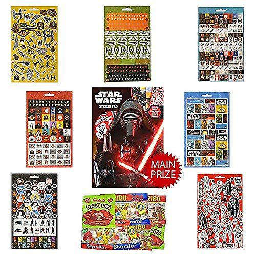 Pass the Parcel Ready Made Party Game - Star Wars