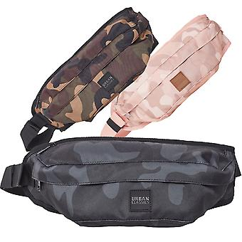 Urban classics - shoulder bag camo shoulder bag