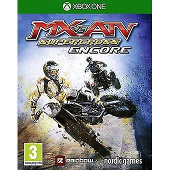 MX Vs. ATV Supercross Encore (Xbox One)