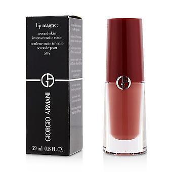 Giorgio Armani Lip magneet tweede huid intens Matte kleur - # 504 Nuda - 3.9ml/0.13oz
