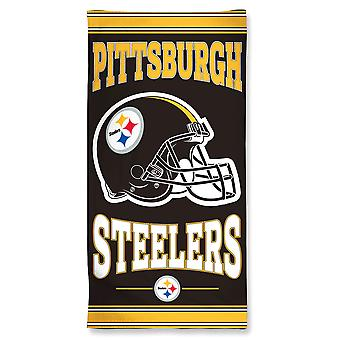 Wincraft NFL Pittsburgh Steelers beach towel 150x75cm