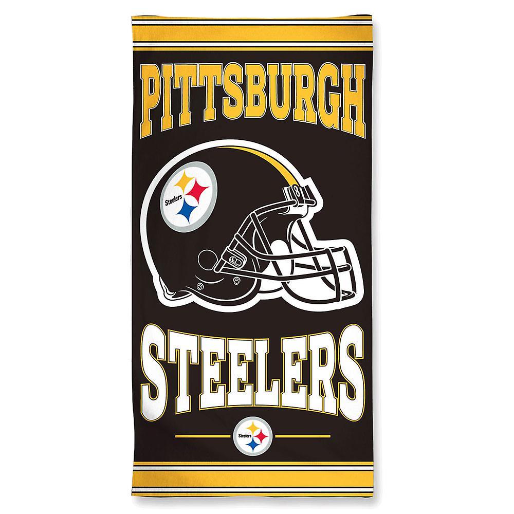 Wincraft NFL Pittsburgh Steelers Strandtuch 150x75cm