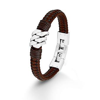 s.Oliver jewel gents bracelet SO1387/1 - rubber 540568