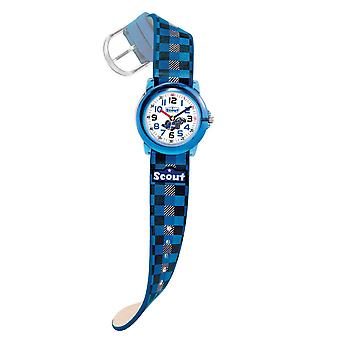 Scout child watch learning Crystal - car boys Watch 280305015