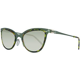 Greater than infinity sunglasses ladies Green