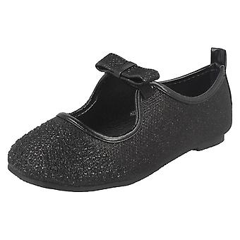 Mädchen-Spot auf Schuhe H2306