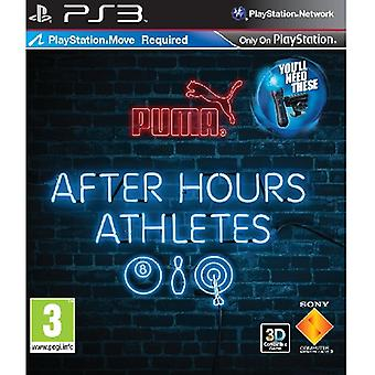 After Hours Athletes (Move) PS3 Game