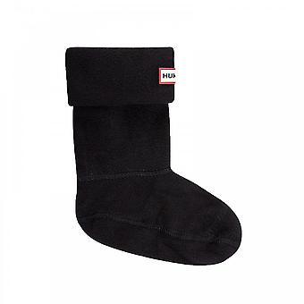 Hunter Juniors Original Boot Socks (Black)