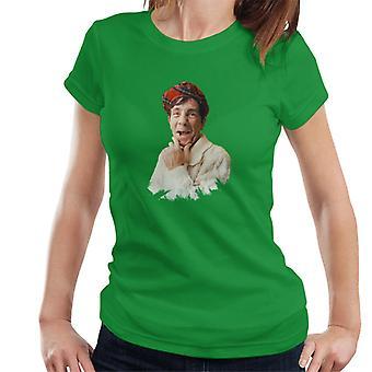 TV Times Norman Wisdom 1968 Women's T-Shirt