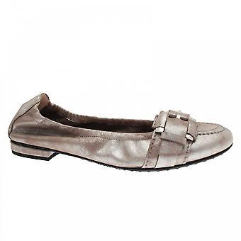 Kennel Und Schmenger Flat Buckle Trim Detail Ballerina Pumps