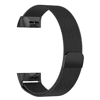 Milanese loop bracelet compatible with Fitbit Charge 3