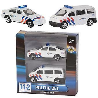 112 Polizei Set 2-PC
