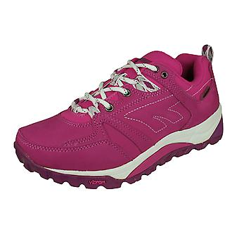 Hi Tec V Lite Sphike Nijmegen Low Womens Walking / Trail Trainers - Raspberry