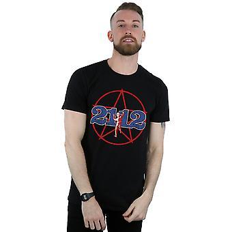 Rush Men's Distressed 2112 Starman T-Shirt