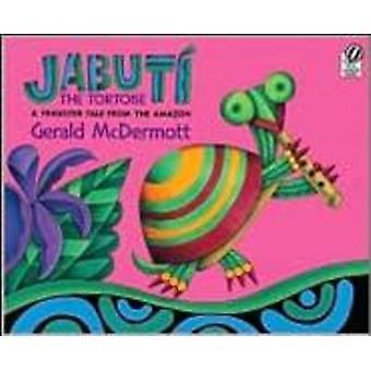 Jabuti a tartaruga por Gerald McDermott - livro 9780152053741