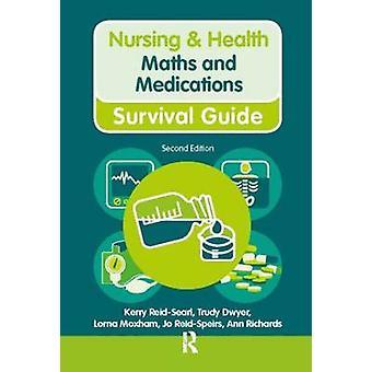 Matemática e medicamentos (2a edição revisada) por Ann Richards - Kerry R