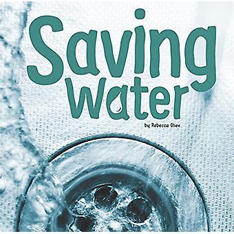 Poupança de água por Rebecca Olien - livro 9781474712248
