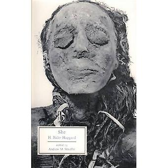 Hon av H. Rider Haggard - Andrew M. Stauffer - 9781551116471 boka