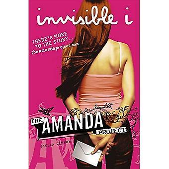 Onzichtbare ik (Amanda Project)