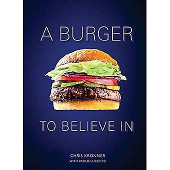 En Burger til at tro på