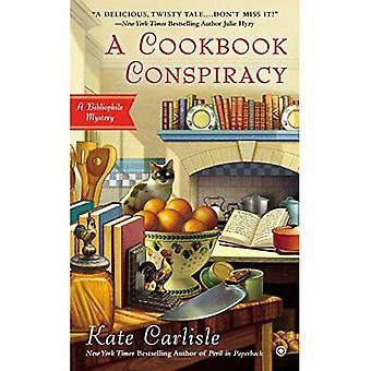 A Cookbook Conspiracy (Bibliophile Mysteries)