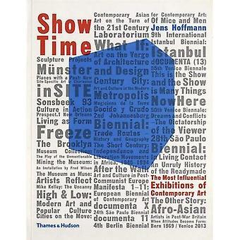 Visa tid: De 50 mest inflytelserika utställningarna av samtida konst