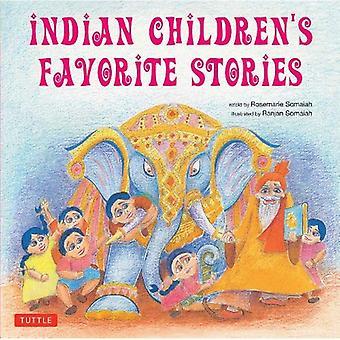 Relatos favoritos de los niños indios