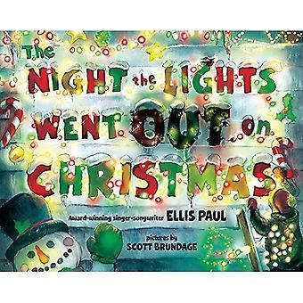Natten lampor gick ut på julafton