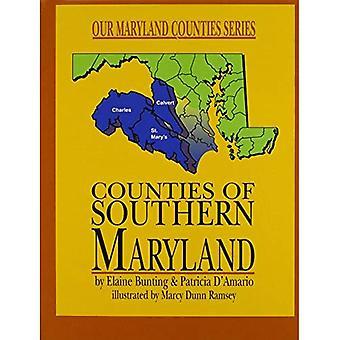 Maakunnat Etelä Marylandissa (meidän Maryland maakunnat-sarja)
