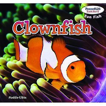 Clownfisk (Powerkids läsare: kul fisk)