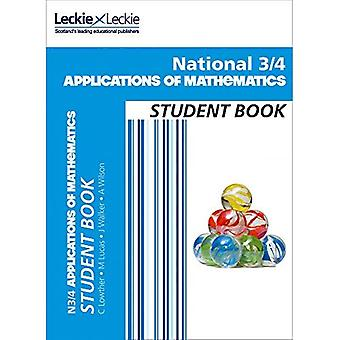 Student Book for SQA Exams� - National 3/4 Applications of Maths Student Book (Student Book for SQA Exams)