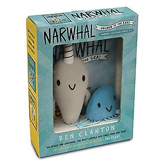 Narwhal and Jelly Book 1 and Puppet Set (Narwhal and Jelly Book)