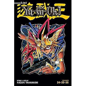 Yu-Gi-Oh! (3-in-1 Edition), Vol. 12: Includes Vols. 34, 35 & 36 (Yu-Gi-Oh! (3-in-1 Edition))