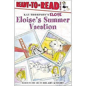 Eloises sommar semester (redo-att-läsa - nivå 1 (Inbunden))