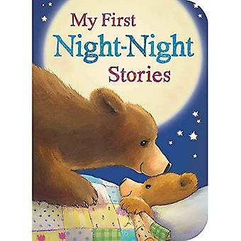 My First Night-Night Stories [Board book]