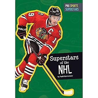 Superstars of the NHL (Pro� Sports Superstars)