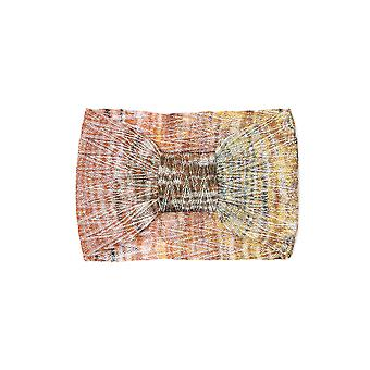 Missoni Multicolor Cotton Headband
