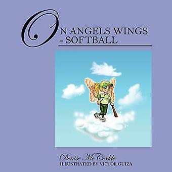 På engler vinger Softball av McCorkle & Denise
