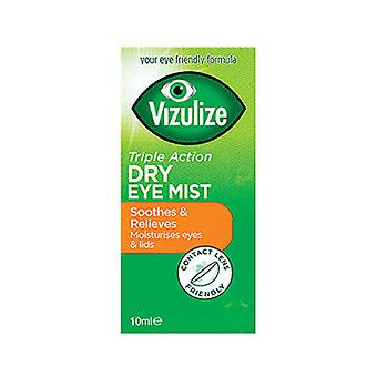 Vizulize Dry Eyes Mist 10Ml
