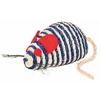 Trixie Mouse of Catniptreated Sisal Rope (Cats , Toys , Mice)